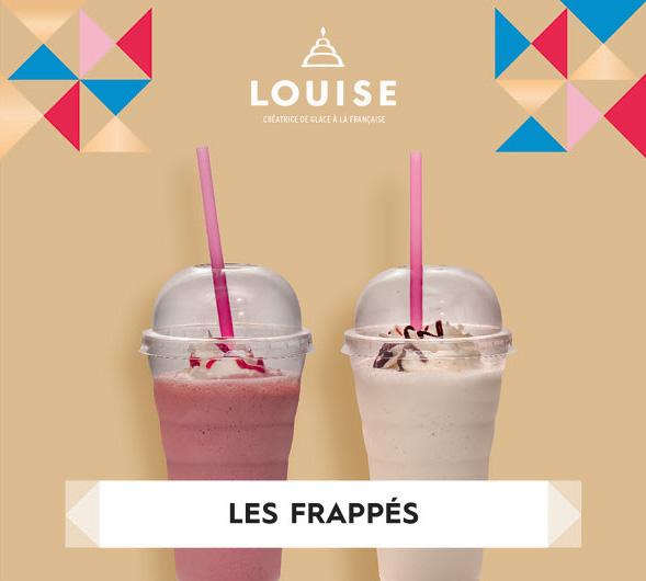 Glacier Louise - Les frappés