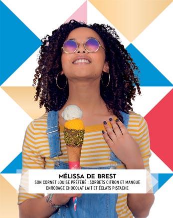 Melissa franchise glacier Louise